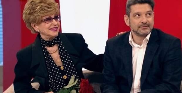 Светлана Моргунова с сыном
