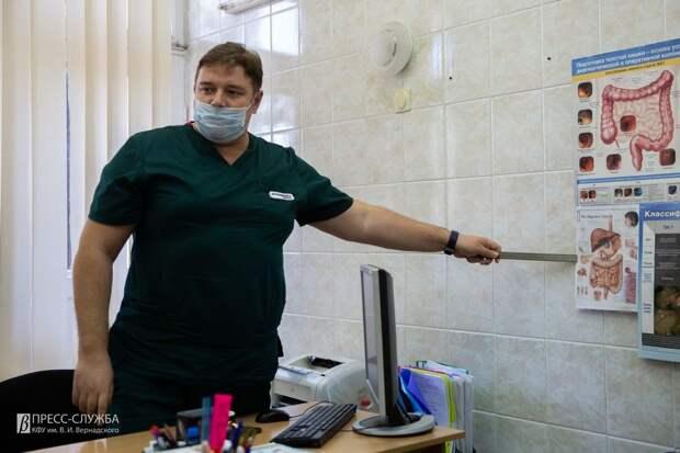 Крымский врач рассказал, как уберечь себя от рака кишечника