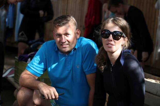 Собчак до смерти напугала белорусских контрабандистов