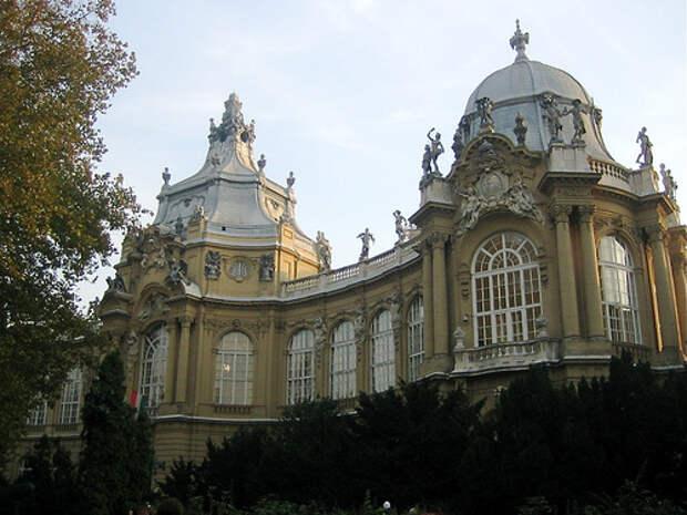 отдых в октябре Будапешт