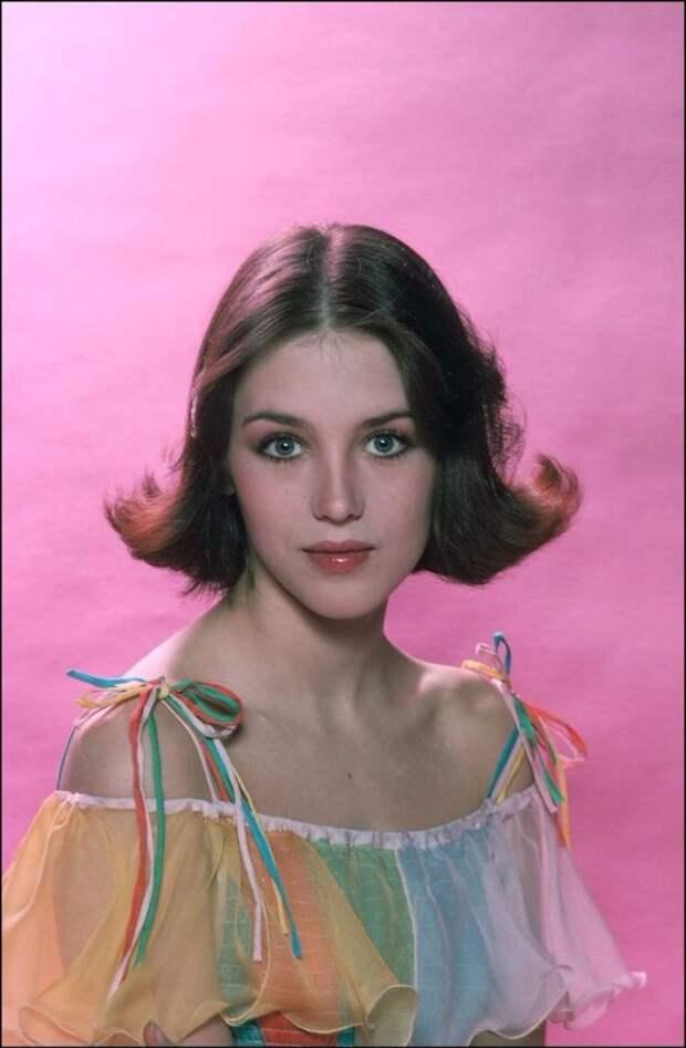 Запомним ее молодой и красивой Изабель Аджани, кино, музыка, ностальгия, франция