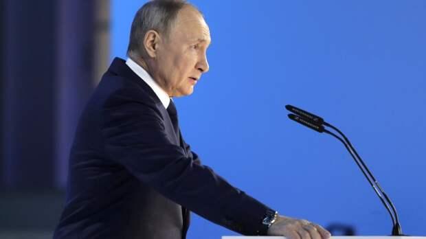 «Подвывают, чтобы задобрить Шерхана»: Путин ответил Западу, вновь обратившись к Киплингу