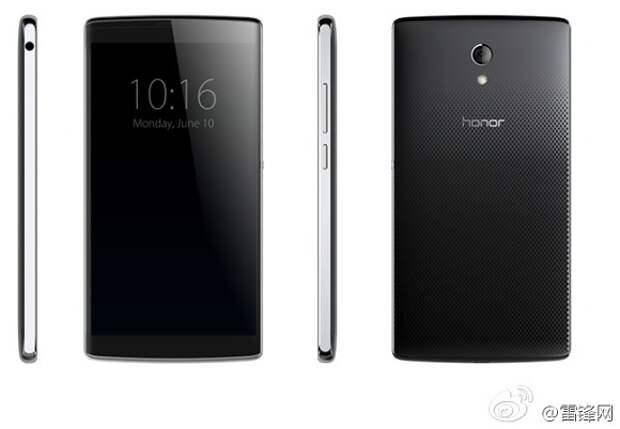 Смартфон Huawei Honor 6 (Mulan) представят 24 июня в Пекине