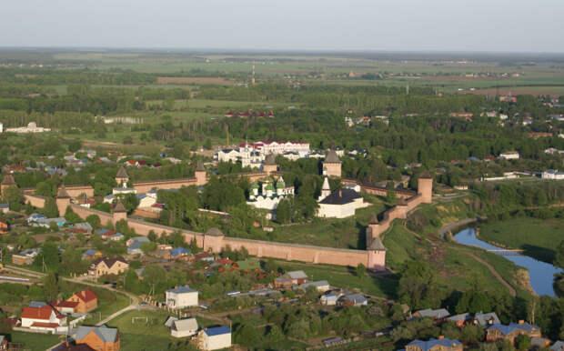 Спасо-Евфимиев монастырь в Суздале, куда был создан Кондратий Селиванов.