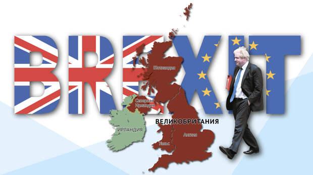 Какой уход, такой и доход: стратегия Бориса Джонсона по Brexit