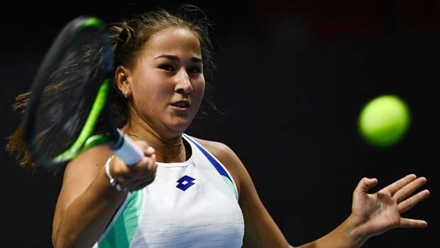 Дарья Касаткина взяла стартовый барьер на US Open, но главную сенсацию в Нью-Йорке сотворила Камилла Рахимова