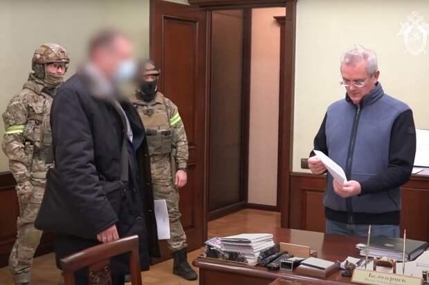 При обыске у губернатора Пензенской области нашли полмиллиарда рублей