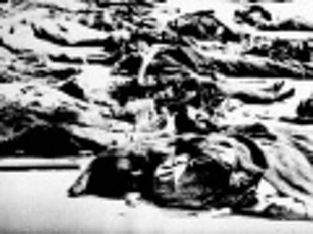 1. Портрет геноцида - Баку март 1918 г. в документах