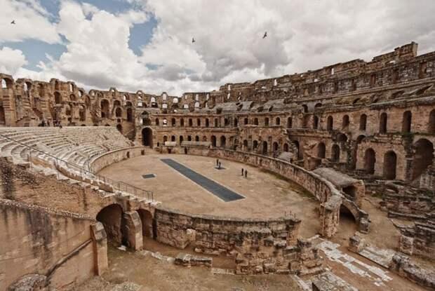 Эль-Джем, Тунис путешествия, факты, фото