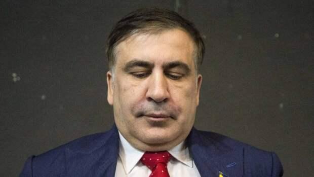 Противники Саакашвили устроили митинг у Руставской тюрьмы