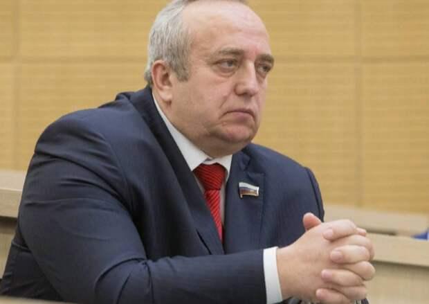 Франц Клинцевич. Фото с сайта: commentarii.ru