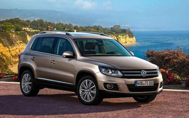 Volkswagen Tiguan на вторичке: все его проблемы