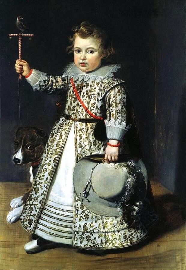 Разбираемся, почему в прошлом мальчиков одевали в кружевные платья