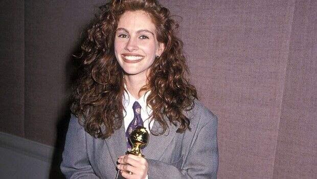 Икона стиля: надеваем брючный костюм в стиле 1990-х, как Джулия Робертс