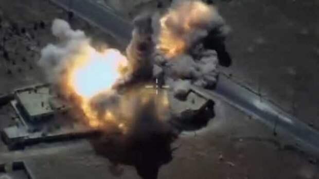 ВКС РФ ударили по боевикам в Идлибе в ответ на ракетный обстрел сирийской армии