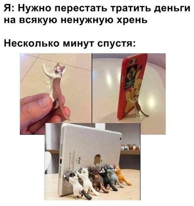 Хочется простого человеческого: спрятать котлетку в животик