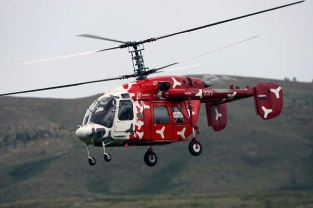 """""""Вертолеты России"""" определили возможных партнеров по локализации Ка-226Т в Индии"""