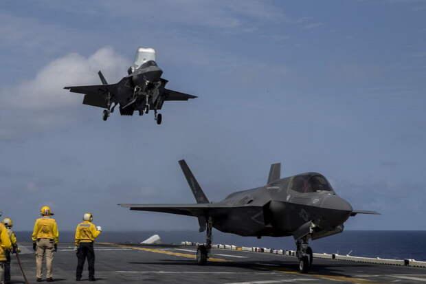 Россия вынудила США приступить к созданию нового истребителя