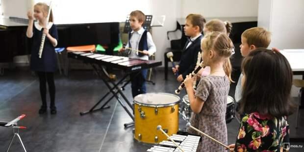 Детская школа искусств в Лосинке открылась после ремонта