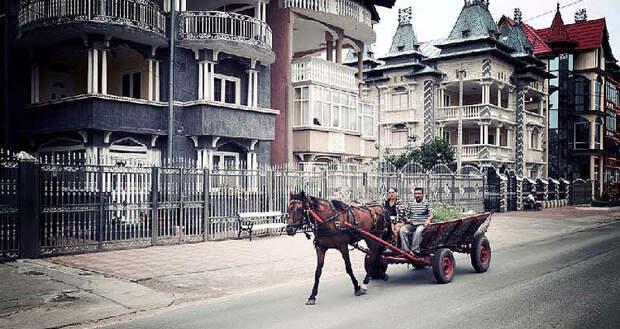 Бузеску — столица цыган-миллионеров