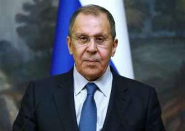 Лавров обвинил Зеленского в разжигании межнационального конфликта