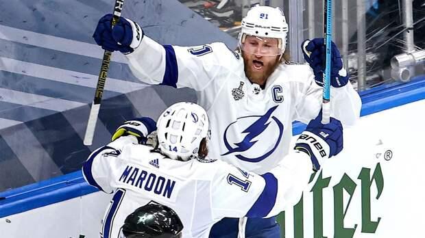 «Я горжусь им, как своими детьми». Почему 3 минуты травмированного капитана «Тампы» Стэмкоса в финале НХЛ — подвиг