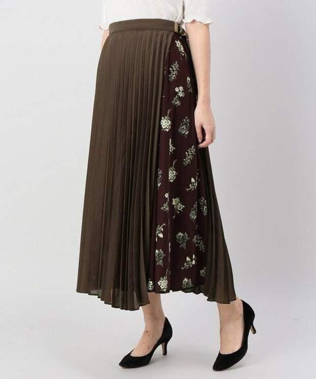 Вдохновимся на юбку? (трафик)