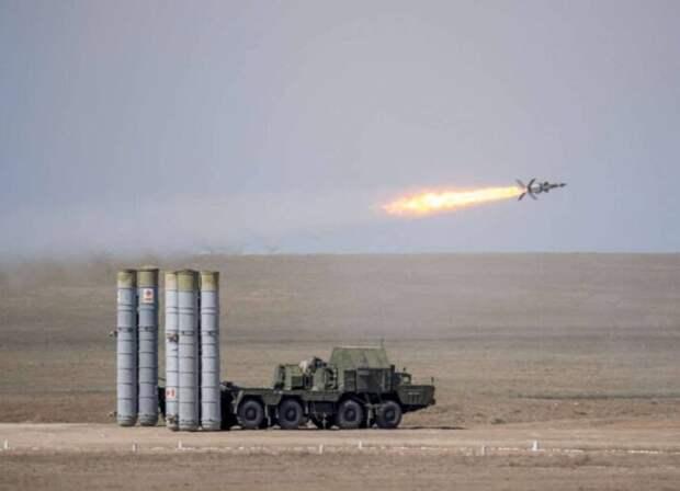 Армения сбила турецкий истребитель F-16 ракетой комплекса С-300