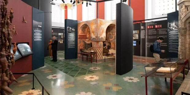 Сергунина: Два музея на ВДНХ можно будет бесплатно посещать по будням. Фото: mos.ru
