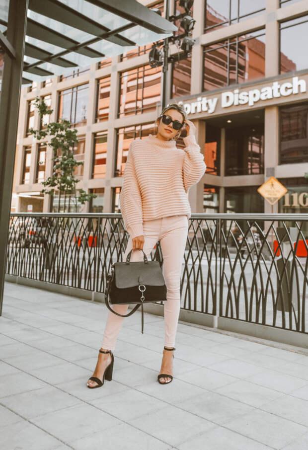 Городской шик стиль в одежде: фасоны и цвета, базовый гардероб
