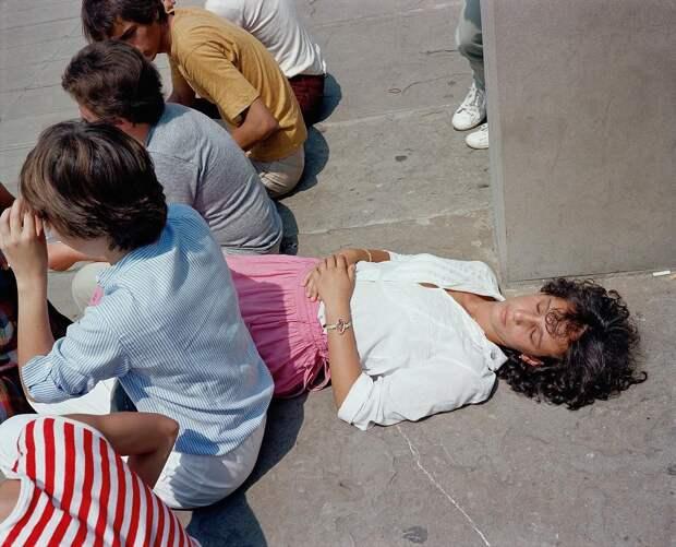 La Dolce Vita: яркие фотографии прекрасной Италии 80-х