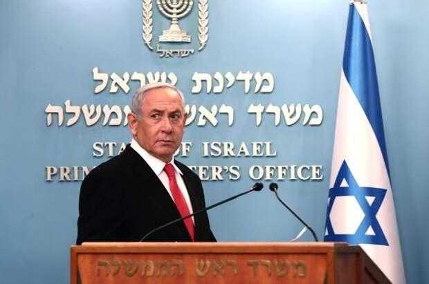 Нетаньяху не приедет на парад Победы в Москве
