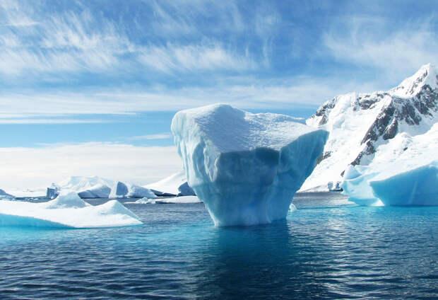 Гипотеза Полой Земли и загадка пресных айбергов