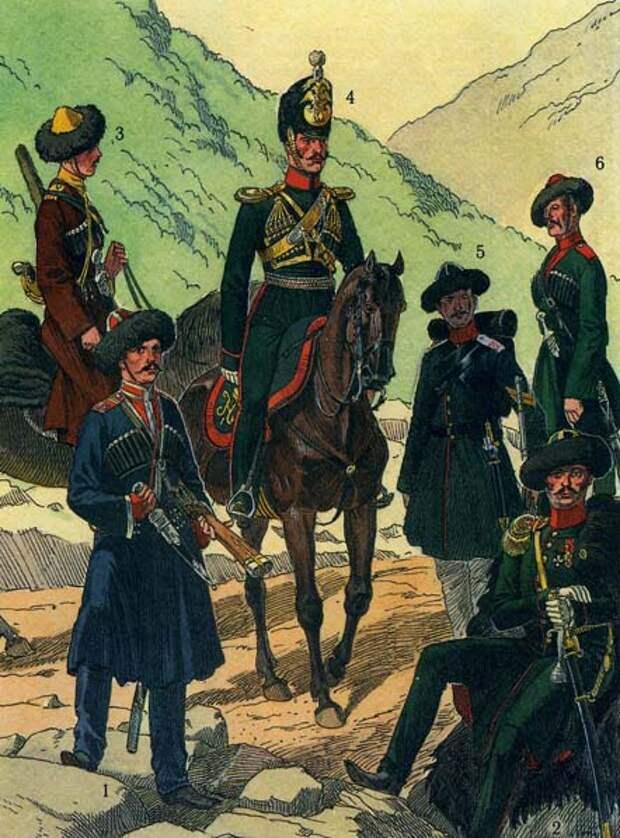 Кавказские войны