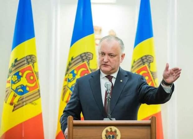 Молдавия готова продолжить «войну номеров», нопод ответственность Украины
