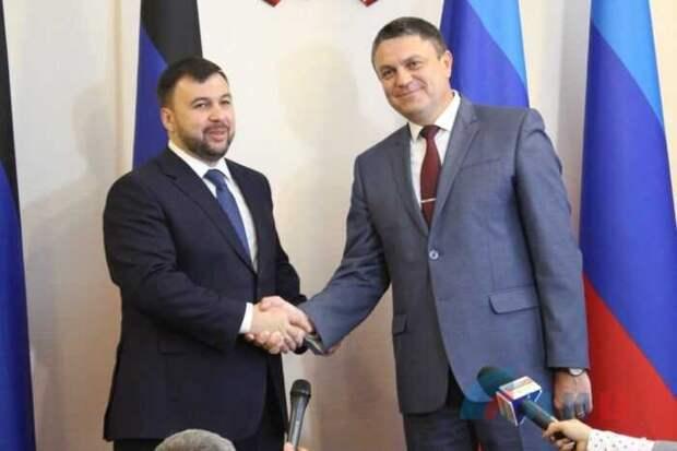 На Украине допустили возможность слияния ДНР и ЛНР на Донбассе