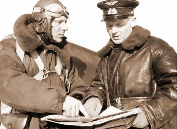 Летчик Дмитрий Кокорев: герой первого дня Великой Отечественной
