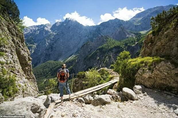 7. Альпы Камник-Савинья, Словения красивые места, места, мир, путешествия, рейтинг, страны, туризм, фото