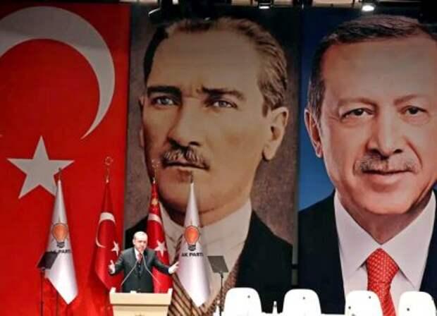 Эрдоган отказался от наполеоновских планов