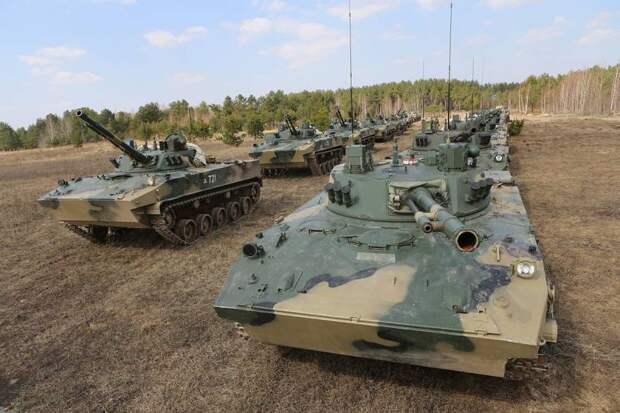Алюминиевая броня для боевых машин