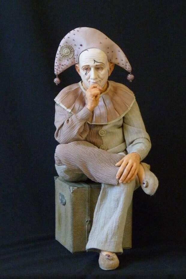 ХарАктерные куклы Елены Куниной