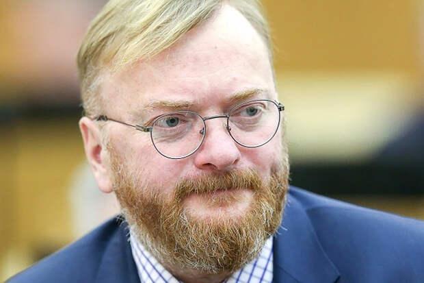 Милонов оценил идею присвоить Нурмагомедову звание Героя России