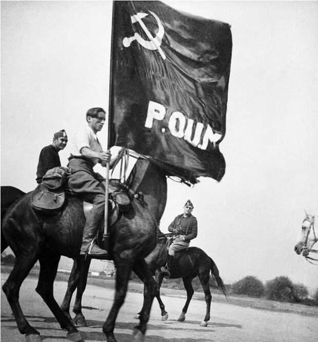 ПОУМ – партия, выбравшая неверную цель и неправильную сторону