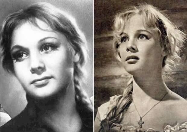 Ия Арепина в фильме *Капитанская дочка*, 1958 | Фото: kino-teatr.ru