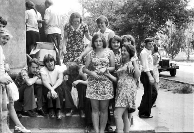 Все люди из этого поколения до мозга и костей - граждане СССР.