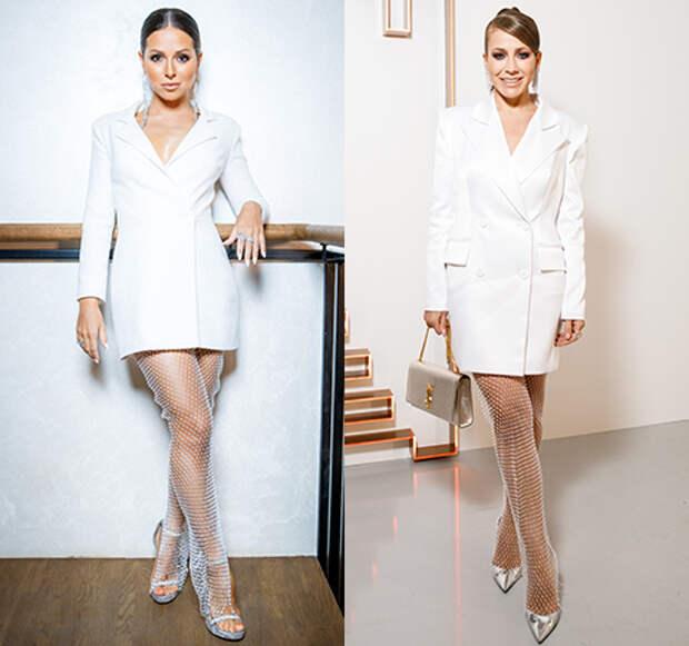Модная битва: Нюша против Юлии Барановской