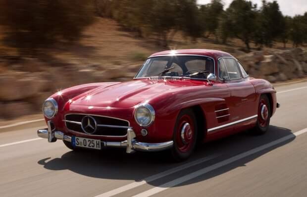 Редкие и ценные авто. Каждая машина - настоящее сокровище.