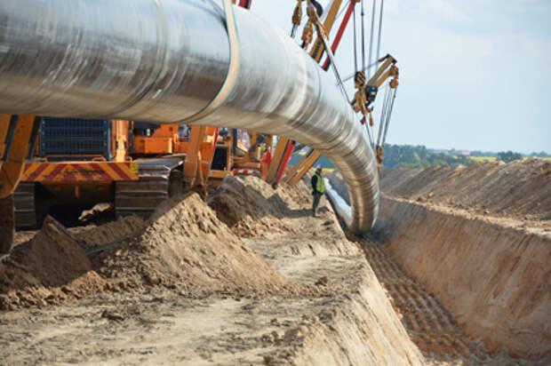 Вторая нитка газопровода EUGAL начала работу