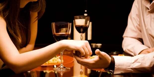 Интим с первого свидания не предусмотрен и расходы за его счет