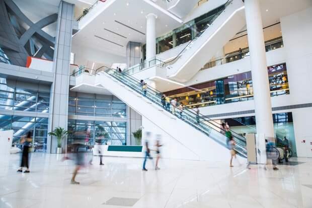 Торговый центр «Среда» появится на юге Москвы
